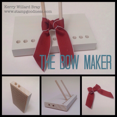 Saturday Share: Making Amazing Bows!