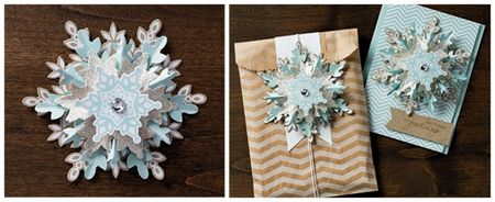 Festive Flurries Ornament Kit