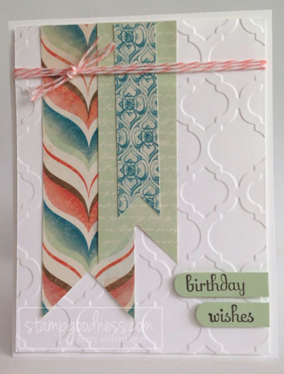 Fabulous Phrases Stampin' Up!
