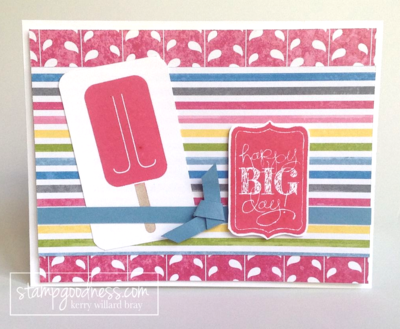 Mouthwatering Sunshine & Sprinkles Stampin' Up!