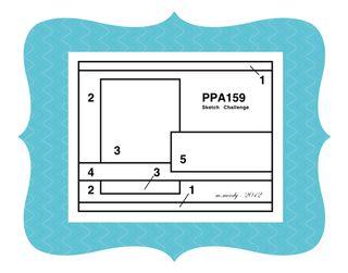 Pals Paper Arts PPA159