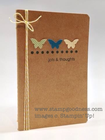 Paper Pumpkin Try Me Kit Stampin Up