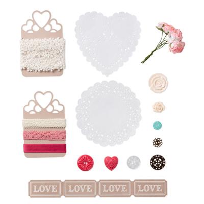 Artisan Embellishments Kit Stampin Up