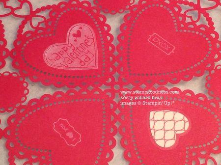 Hearts a Flutter Valentine's Kits