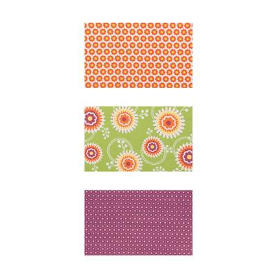 Floral District Designer Fabric