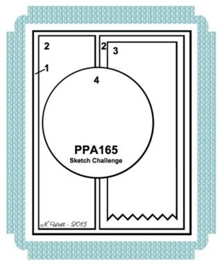 Pals Paper Arts PPA165