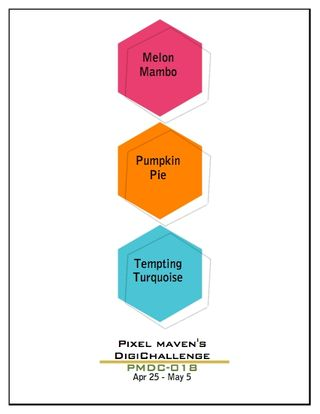 Pixel Maven's Challenge PMDC-018
