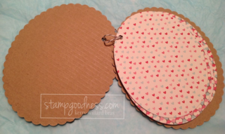 Ovals Collection Framelits Stampin' Up!