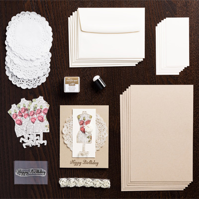 Dolled-Up Birthday Kit