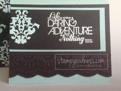 Daring Adventure Stampin' Up!