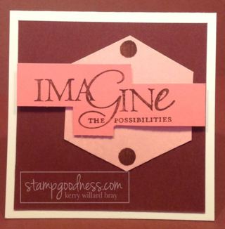 Word Play Stampin' Up!