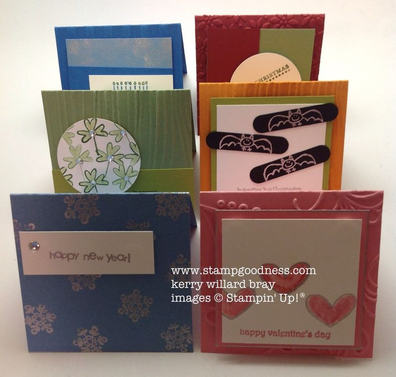 Teeny Tiny Wishes Every Little Bit Stampin Up