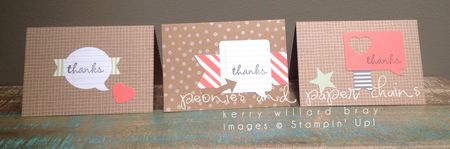 Stampin Up Hip Hip Hooray card kit cards by Kerry Willard Bray www.peoniesandpaperchains.com 3
