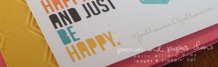 Stampin' Up! Project Life #PLxSU cards by Kerry Willard Bray www.peoniesandpaperchains.com img4