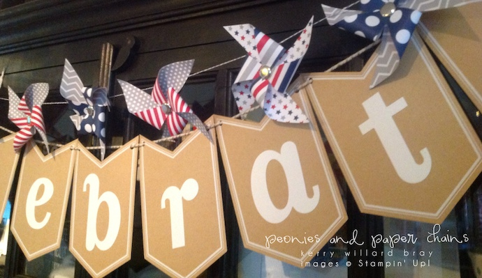 Stampin' Up! June 2014 Paper Pumpkin Pretties by Kerry Willard Bray 3
