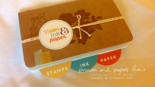 Stampin' Up! Class