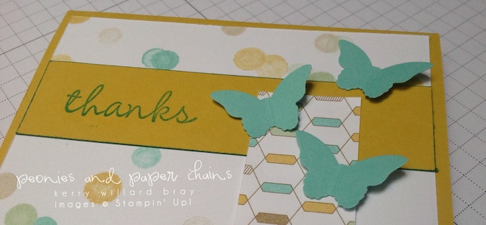 Stampin' Up! Lullaby paper - card by Kerry Willard Bray www.peoniesandpaperchains.com
