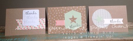 Stampin Up Hip Hip Hooray card kit cards by Kerry Willard Bray www.peoniesandpaperchains.com