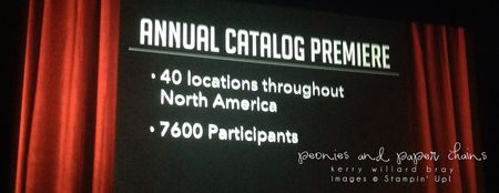 Stampin' Up! #catalogpremiere
