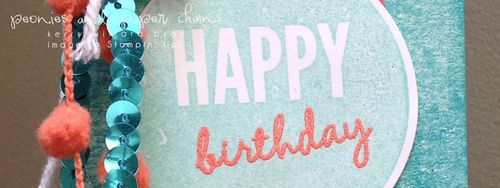 Stampin' Up! Celebrate Today birthday tag by Kerry Willard Bray www.kerrywillardbray.com detail