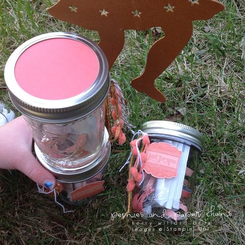 Stampin' Up! Label Love gift jars by Kerry Willard Bray 3