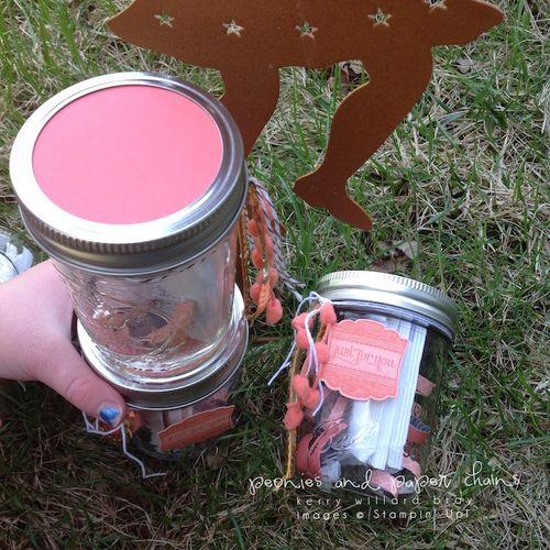 Stampin' Up! Label Love gift jars by Kerry Willard Bray 3
