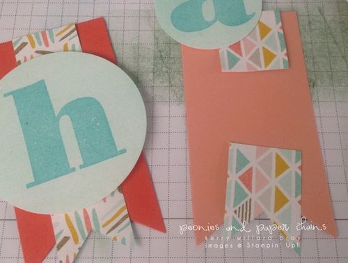 Stampin' Up! Larger Than Life spring banner by Kerry Willard Bray 3