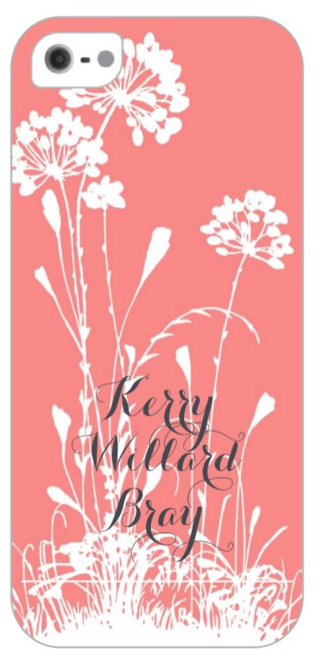 Stampin' Up! MDS Serene Silhouettes iPhone case created by Kerry Willard Bray on Shutterfly