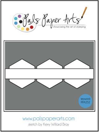 Pals Paper Arts PPA 252 challenge